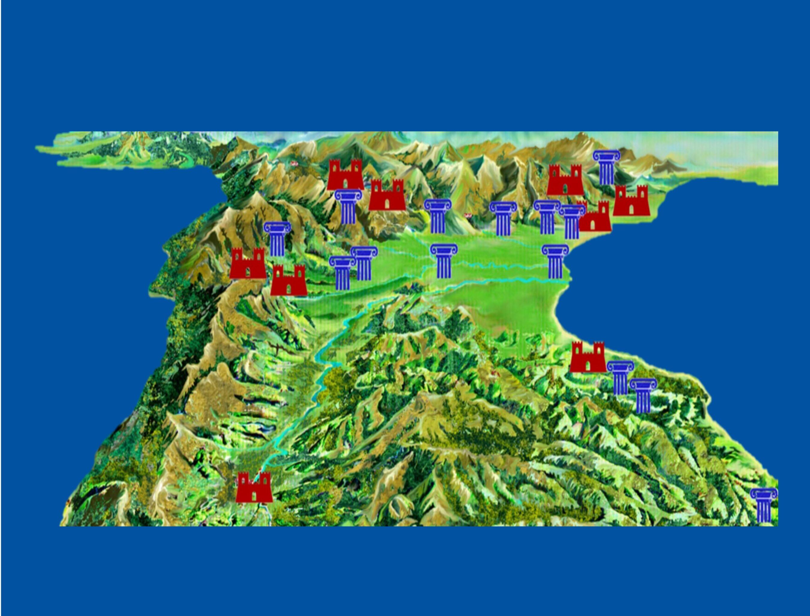 Castelli e Parchi della Sibaritide