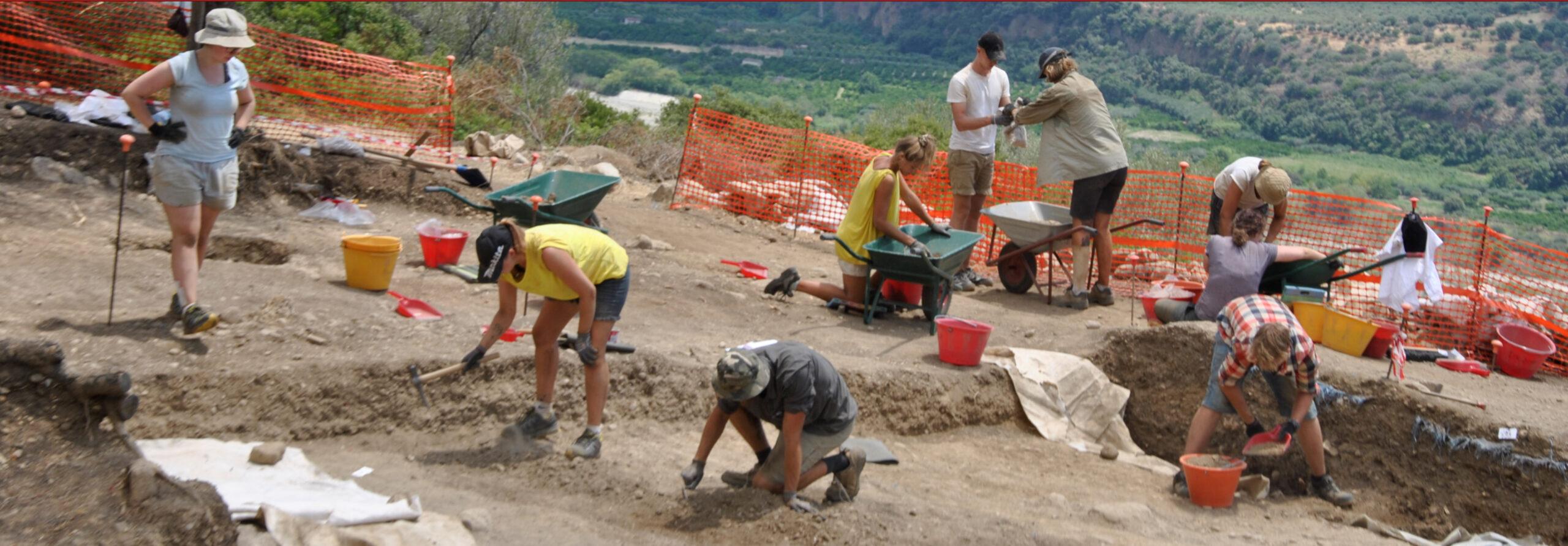 home scavi